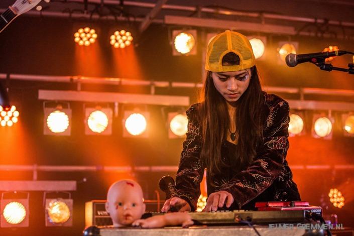 Grasnapolsky Kootwijk - licht, geluid, video huren - Smile verzorgde de complete techniek op dit festival.