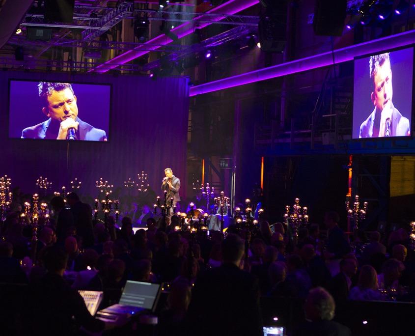 VONK evenement verzorgd door Smile Licht En Geluid Utrecht.