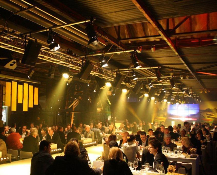 STG Dortmund evenement verzorgd door Smile Licht En Geluid Utrecht.
