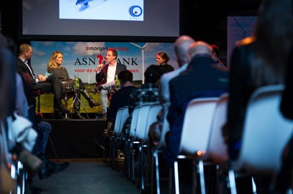 ASN Bank - Morgen Vandaag - klantendag Westergasfabriek Westerliefde.