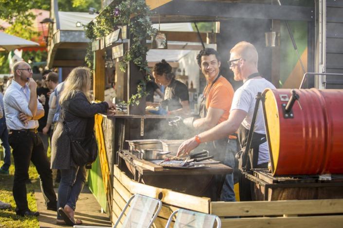 Lepeltje Lepeltje Dordrecht foodfestival.