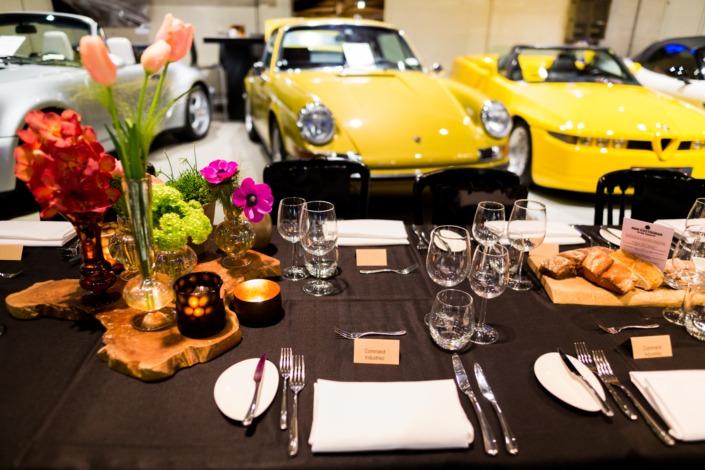 Capital Cars & Classics autobeurs verlichting