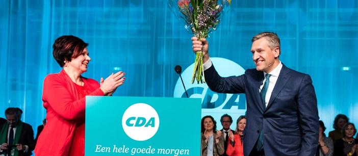 CDA congres kromhouthal Amsterdam | techniek licht geluid video verzorgd door Smile Licht en Geluid Utrecht BV