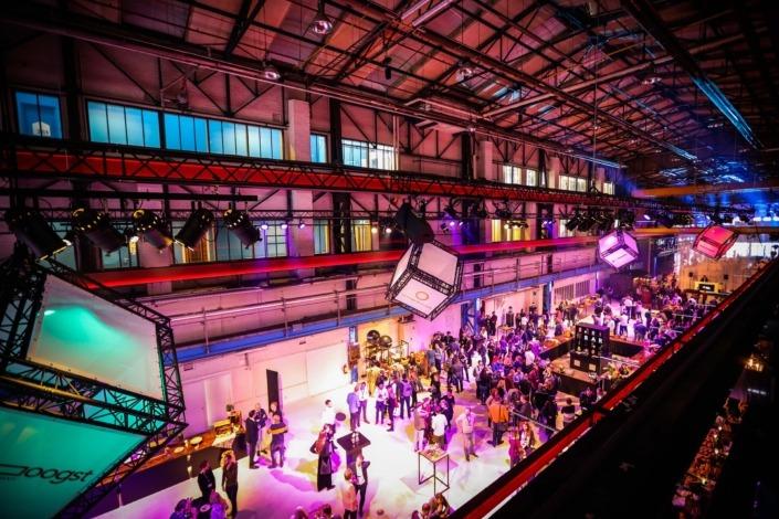 DDMA congres - audiovisuele techniek verzorgd door Smile Utrecht