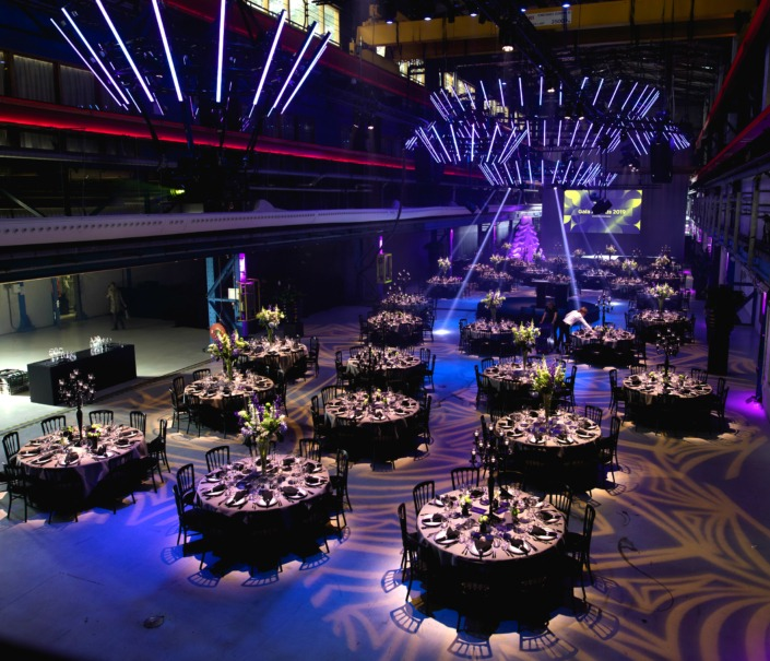 Choice Hotels gala diner show 2019 Amsterdam