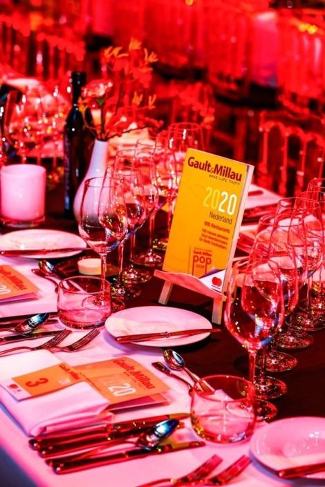 Gault&Millau presentatie restaurantgids 2020
